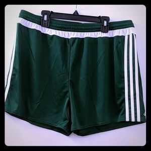 NWOT Adidas ClimaLite Soccer Shorts - Size L